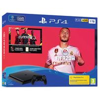 PLAYSTATION 4 SLIM 1TB + בקר ומשחק FIFA20