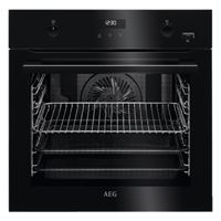 תנור בנוי רב-תכליתי BE-E255632B SteamBake AEG שחור